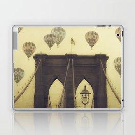 Balloons Over the Bridge Laptop & iPad Skin