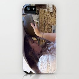 Gilded Memorial iPhone Case
