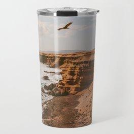 Chilean Coast Travel Mug