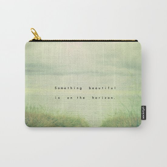Something Beautiful Carry-All Pouch