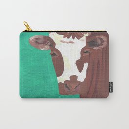A Heifer Named Ice Cream Carry-All Pouch