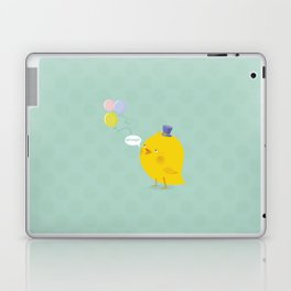 Welcome Baby Boy! Laptop & iPad Skin