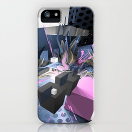 DAIMwartend iPhone Case