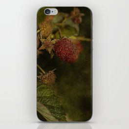 wild berries #5 iPhone Skin