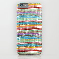 fancy stripes 3 Slim Case iPhone 6s