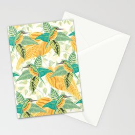 KINGFISHERS PARTY #2 Stationery Cards