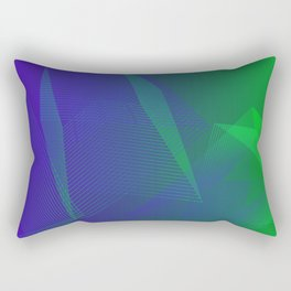 Electrical experience Rectangular Pillow