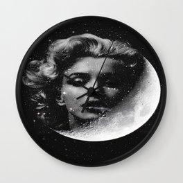 holy Marilyn Wall Clock