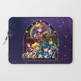 Sailor Moon S (Universe edit.) Laptop Sleeve
