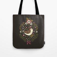Sweet Robins Tote Bag