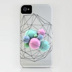 Polygon 01 iPhone (4, 4s) Slim Case