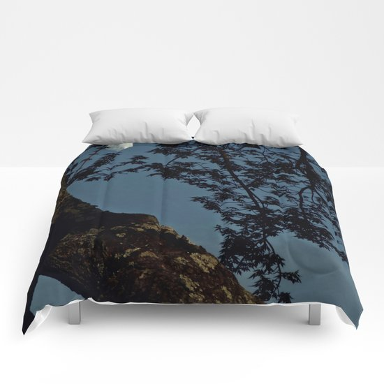 It's a Moon Thing Comforters