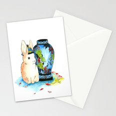 Lapin Chinoiserie Stationery Cards