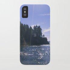Sunspots iPhone X Slim Case