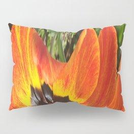 493 - Abstract Flower Design Pillow Sham