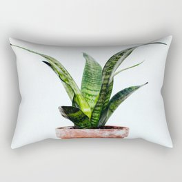 Sansevieria Rectangular Pillow