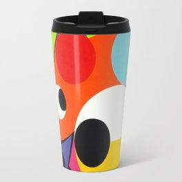 Fish - Paint Travel Mug