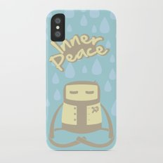Inner Peace iPhone X Slim Case