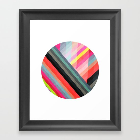 Into my arms 2/3 Framed Art Print