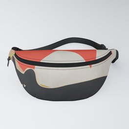 Cat Fanny Pack