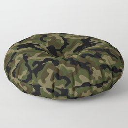 Camouflage Art3 Floor Pillow