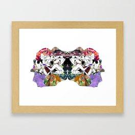 Psychological sex Framed Art Print