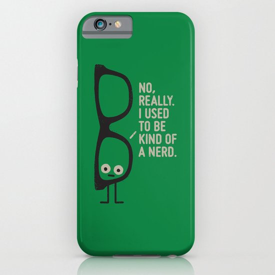 Nerd Is the New Black iPhone & iPod Case