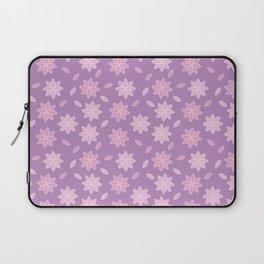 Cherry blossom pattern design Laptop Sleeve