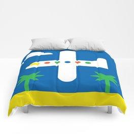 Airplane Comforters