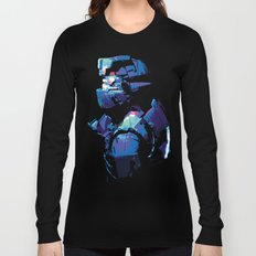 Dead Space: Splatter Isaac Long Sleeve T-shirt