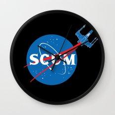 SCUM Wall Clock