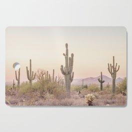 Arizona Desert Cutting Board