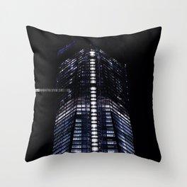 Manhattan Skyline Series 006 Throw Pillow