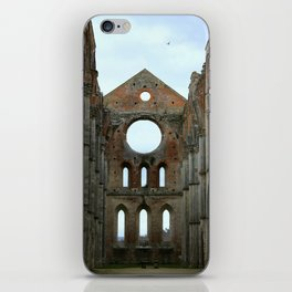 San Galgano Abbey iPhone Skin