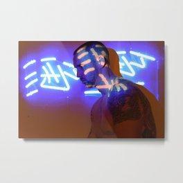 Jason Landry No. 2 Metal Print