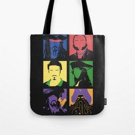 Pirates! Tote Bag