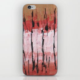 Fire Pond iPhone Skin