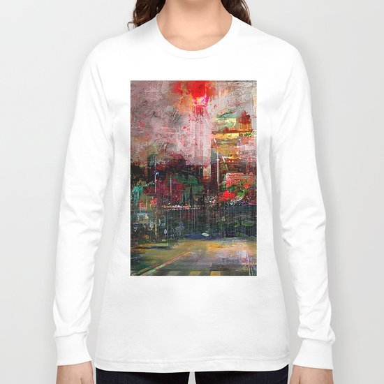 Find the way Long Sleeve T-shirt