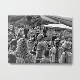 """""""Waiting For The Total Eclipse"""" Metal Print"""