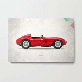 The 300 S Racing Car 1955 Metal Print