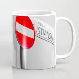 Stop! Coffee Mug