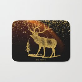 The Wapiti Bath Mat