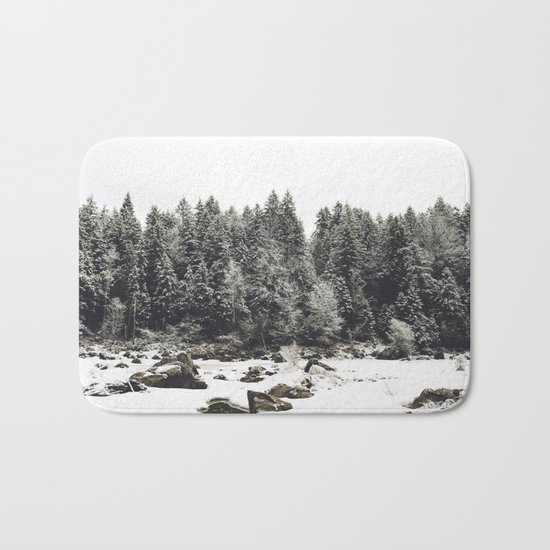 All is well - Landscape photography Bath Mat