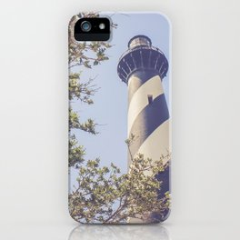 Cape Hatteras Lighthouse (1) iPhone Case