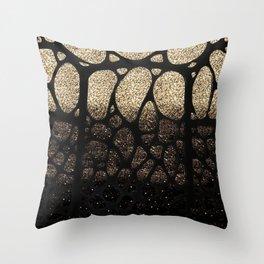 Portes de la Pedrera Throw Pillow