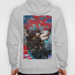 Epic wolf art Hoody