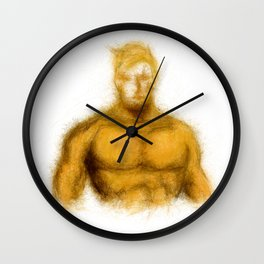 Aquaman Wall Clock