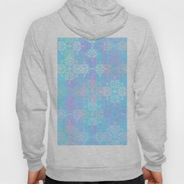 Soft Blue Lace Hoody