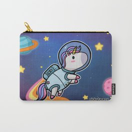 Space Unicorn NickyToons Carry-All Pouch