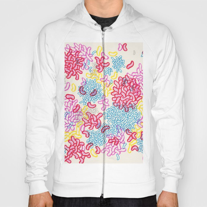 Party Painting Hoody